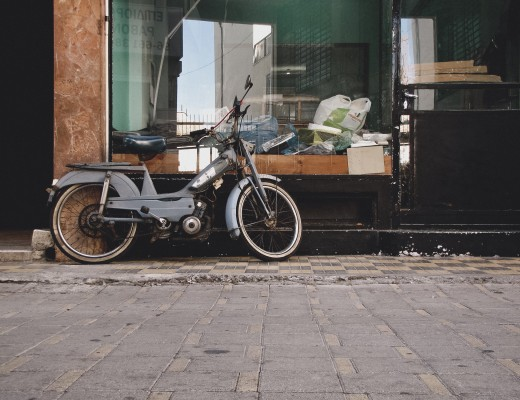 zypern wasmitb nikosia motorroller